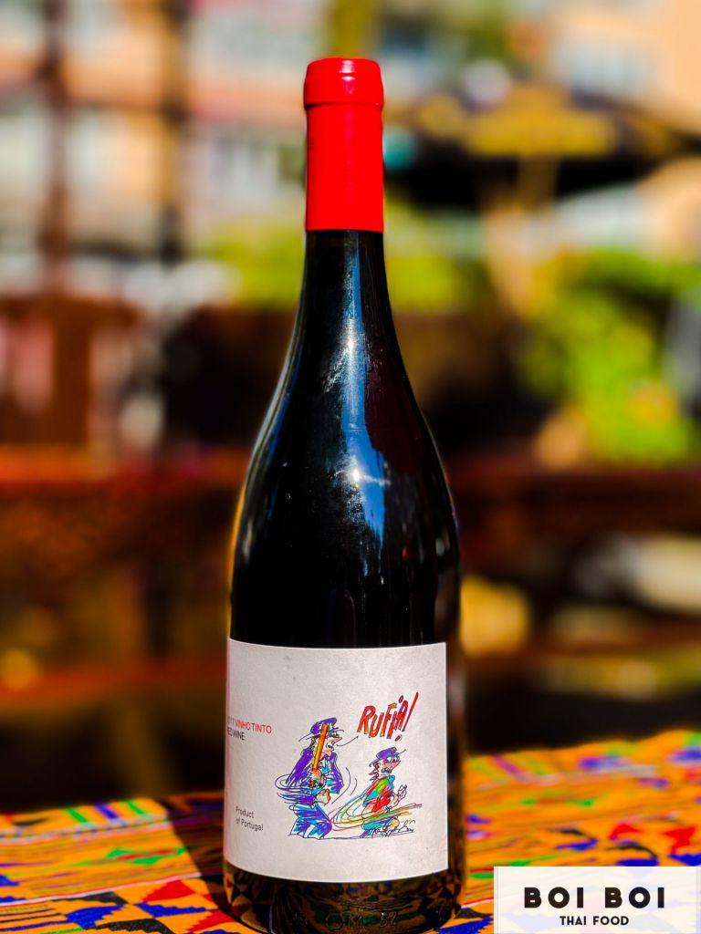 rufia organic wine