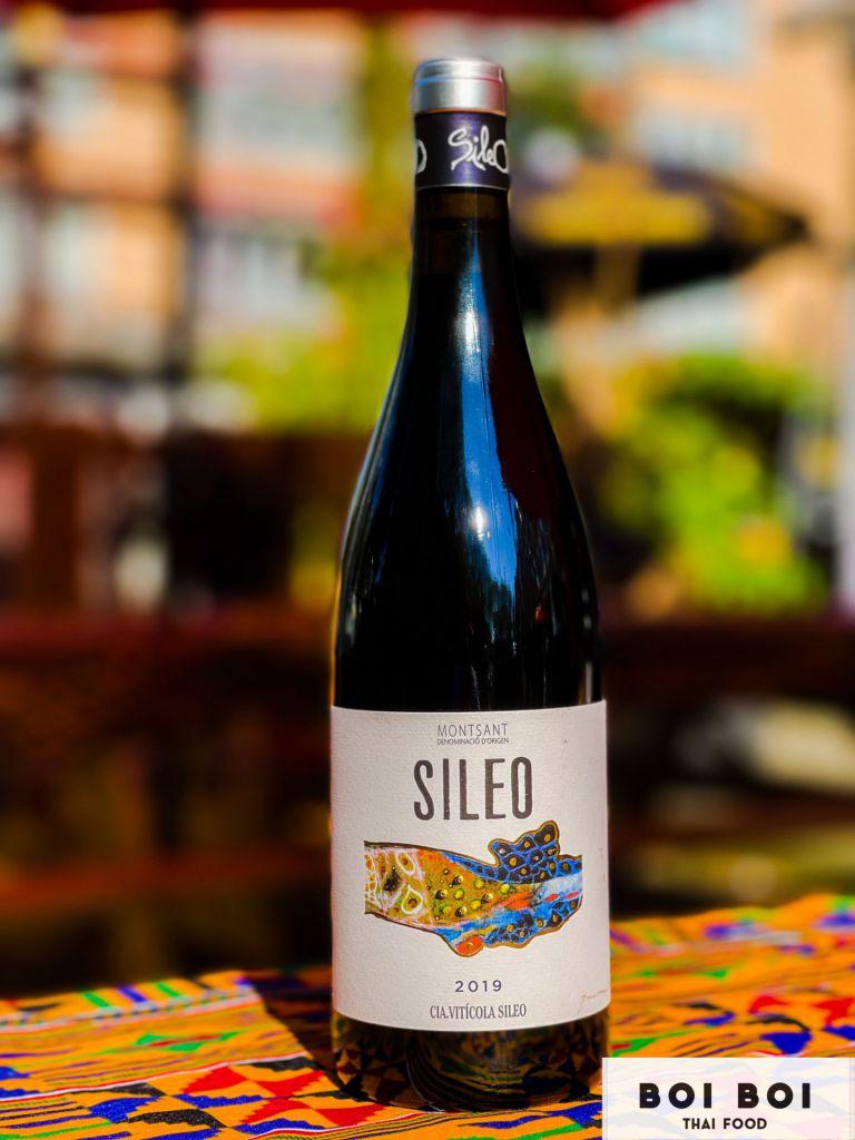 sileo organic wine