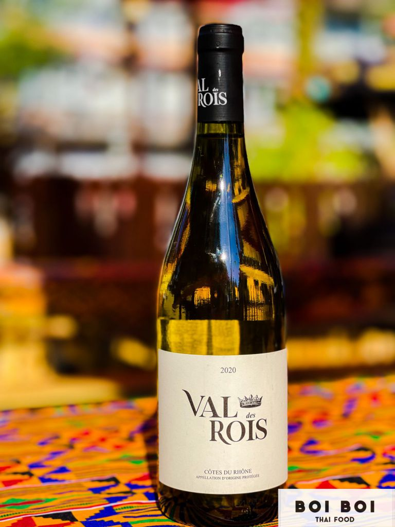 val des rois organic wine
