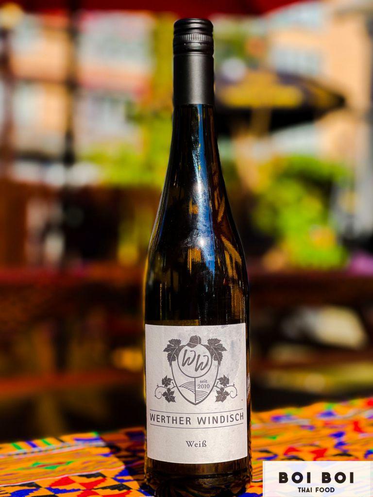 werther windisch organic wine
